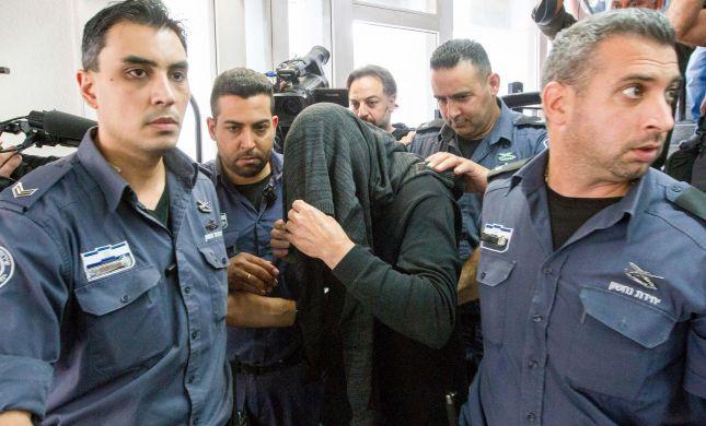 באקדח טייזר: נעצר החשוד בריסוס גרפיטי בבית הכנסת