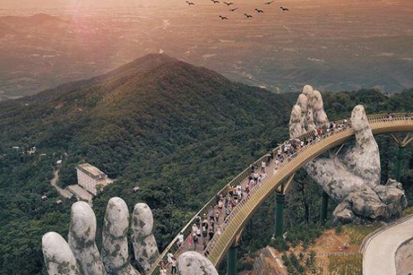 הסיפור מאחורי הגשר שמשגע את הרשת