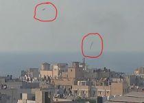 בהילוך איטי: מטוס מבצע נוהל 'הקש בגג' ומפציץ. צפו