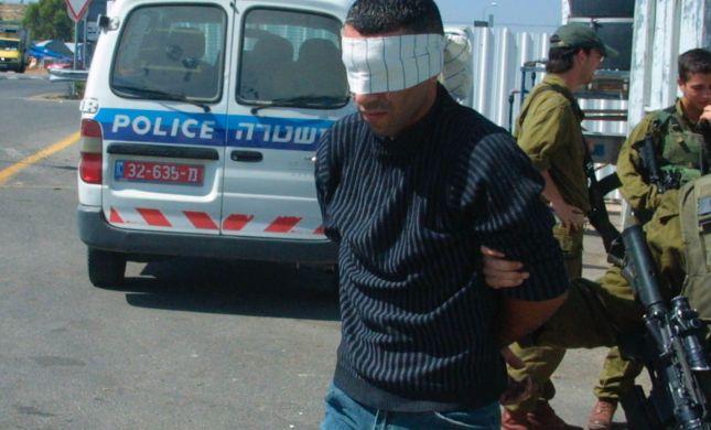 """המחבל שתקף חייל בבית אל - הסגיר את עצמו לשב""""כ"""