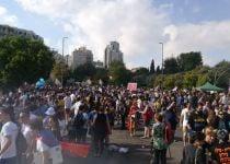 מצעד הגאווה בירושלים: נפגעים בעימות עם שוטרים