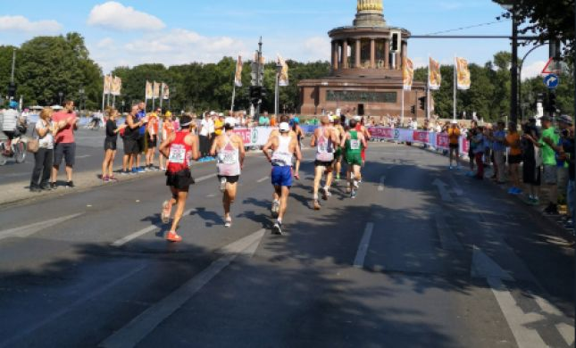 כבוד: שיא ישראלי חדש בריצת מרתון