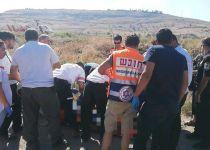 מת מפצעיו הנער שקפץ מגשר לנהר הירדן