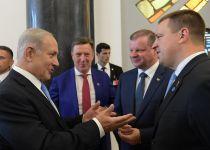 """נתניהו בליטא: """"מיערות ספוגי דם לתקומה של ישראל"""""""