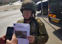 """ניצחון בהר חברון: צה""""ל עצר סיור של שוברים שתיקה"""
