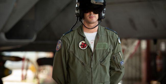 """סגן מפקד הטייסת: """"תקפנו מעל ל- 150 מטרות בעזה"""""""