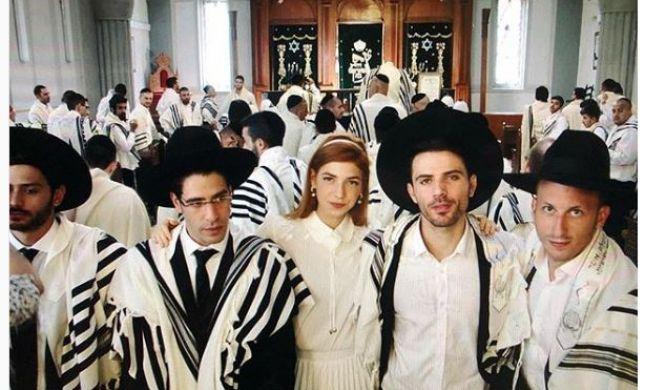 'שבאבניקים' עונה 2? הכוכבים התכנסו לצילומים