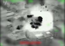 עשרות מטוסים,140 תקיפות; כך זה נראה. צפו