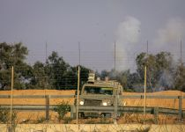 השקט הופר: חילופי אש בגבול עזה