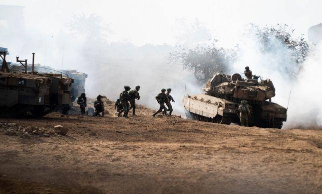 צפו: חטיבת גולני מדמה לחימה מול 'חיזבאללה'