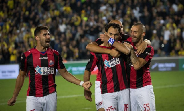 תבוסה קשה להפועל חיפה בליגה האירופית. צפו