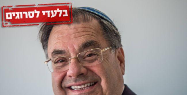 הרב ריסקין צפוי להתמודד למועצת הרבנות הראשית