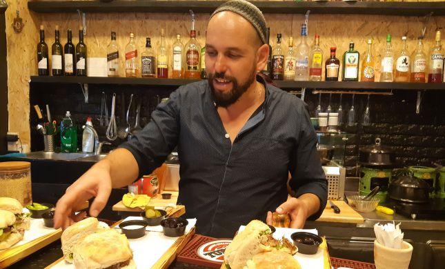 לחם הבשר של יהוידע נזרי| ביקורת מסעדות