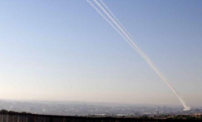 לראשונה מאז צוק איתן: רקטות נורו לעבר באר שבע