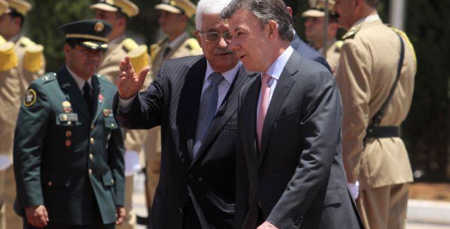 בזמן המתקפה: קולומביה הכירה בפלסטין כמדינה