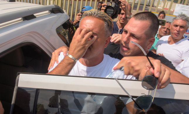 קובי פרץ: 'זכיתי להיות בכלא עם שני תלמידי חכמים'