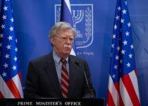 """בולטון: """"פוטין לא יכול להוציא את איראן מסוריה"""""""