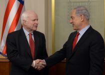 """נתניהו: """"אוקיר בליבי את הידידות של מקיין לישראל"""""""