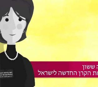 ויראלי חותם בסרטון חדש נגד 'הקרן החדשה' במגזר