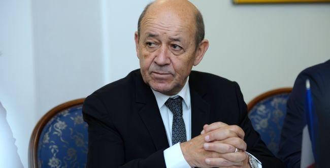 """צרפת לצד ישראל: """"מגנים את ירי הרקטות"""""""