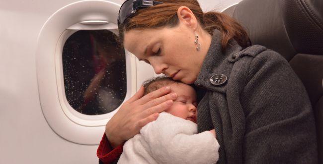 """האם ניתן לטוס לחו""""ל תוך כדי הריון?"""