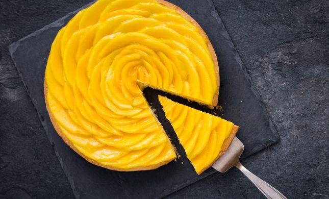 הכי נכונה לעונה: מתכון לעוגת מנגו מרהיבה