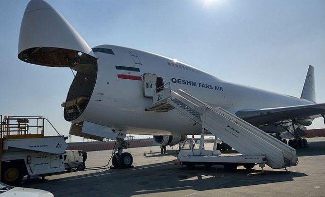 חשד: איראן הבריחה נשק ללבנון במטוסי נוסעים