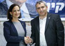 דרמה בי-ם: עזריה מסירה מועמדות ותומכת באלקין