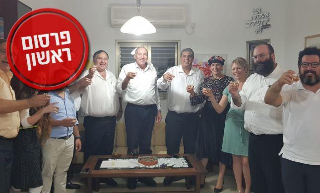 רחובות: הבית היהודי חתמה הסכם קואליציוני