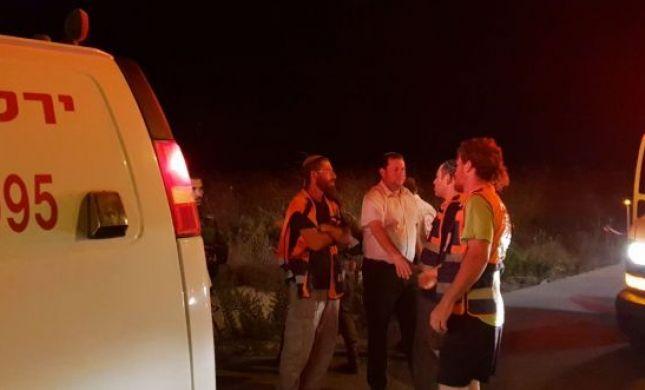 אירוע הדריסה בחוות גלעד: תאונה ולא פיגוע טרור