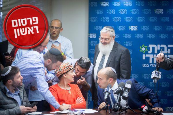 בנט החל במהלך לשינוי הפריימריז בבית היהודי