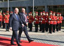 ליברמן חתם: ישראל תשתף פעולה ביטחונית עם גאורגיה