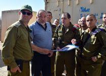 """ליברמן מגיב: """"מדינה פלסטינית לא מעניינת אותי"""""""