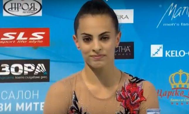 אלופה: לינוי אשרם זכתה במדליה שלישית