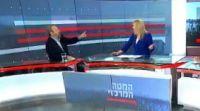 חדשות טלוויזיה, טלוויזיה ורדיו, מבזקים צפו: אהוד ברק השתולל ופוצץ ראיון בשידור חי