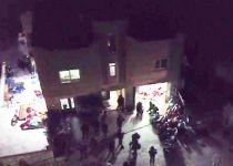 צפו: עשרות לוחמים פשטו על בית המחבל