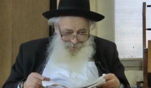חדשות חרדים, מבזקים מזל טוב • בגיל 83: הרב אביגדור נבנצל התארס
