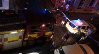 חדשות בעולם, מבזקים בריטניה: אדם נזרק ממועדון- ודרס את המבלים ברכבו