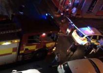 בריטניה: אדם נזרק ממועדון- ודרס את המבלים ברכבו