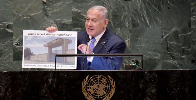 """במערכת הפוליטית מהללים את נאומו של נתניהו באו""""ם"""