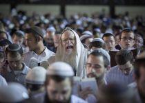 צפו: מאות בסליחות ראשונות עם יצחק מאיר
