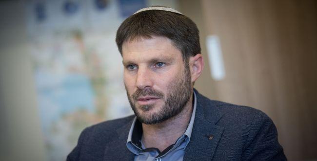 """סמוטריץ' יחרים את הכנסת: """"נלך לחאן אל אחמר"""""""