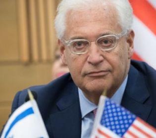 """ויראלי צפו: כך שגריר ארה""""ב מתכונן לליל הסדר"""