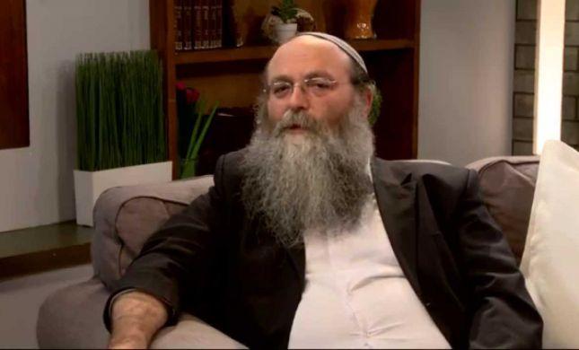 הרב בורשטיין הסיר את מועמדותו למועצת הרבנות