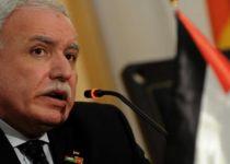 """שר החוץ הפלסטיני: """"ארה""""ב הכריזה עלינו מלחמה"""""""