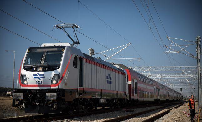 במסגרת הגבלות הקורונה: תנועת הרכבות תופסק