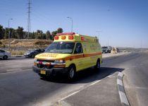 תאונת דרכים קשה בגוש עציון: בן 13 מונשם ומורדם