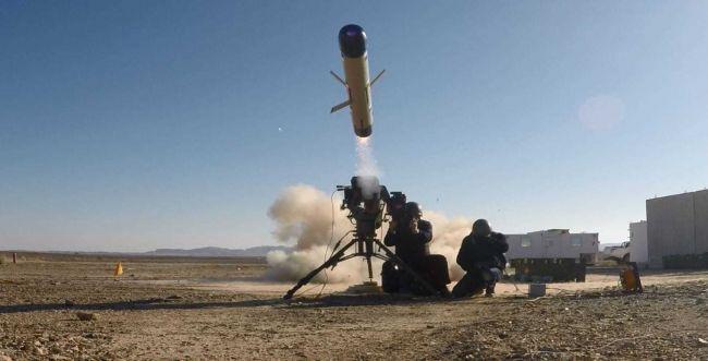 """עוצמתי• צפו:רפא""""ל חושפת לראשונה את הטיל החדש"""
