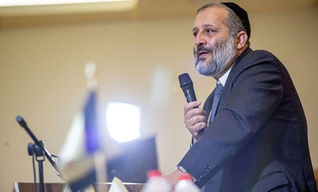 25 שנה לאוסלו• דרעי:'הייתי שליח של הרב עובדיה'