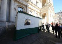 לראשונה בהיסטוריה: סוכה במשרד החוץ הבריטי בלונדון